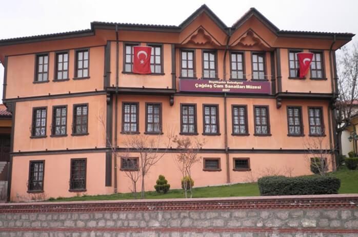 Çağdaş Cam Sanatları Müzesi Eskişehir