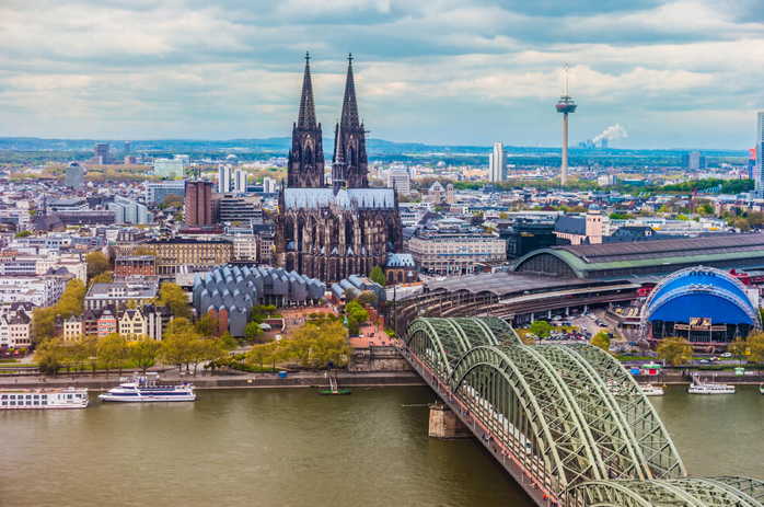 Almanya Köln