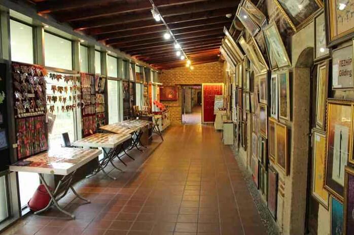 Lületaşı Müzesi Eskişehir