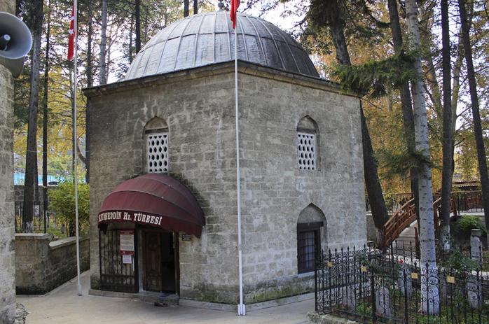 Bolu Akşemsettin Müzesi