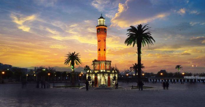 İzmir Gezilmesi Gerekilen 50 yer