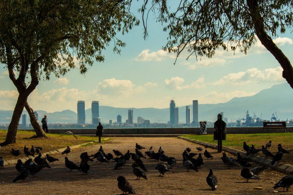 İzmir'de Gezilecek Parklar