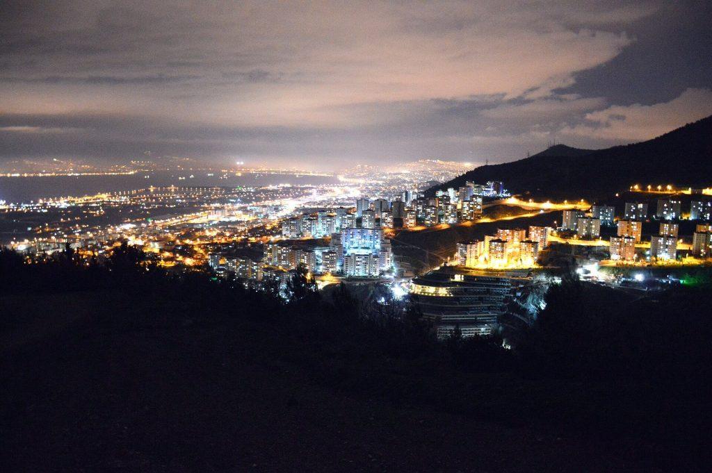 İzmir En Güzel Manzaraya Sahip Yerler