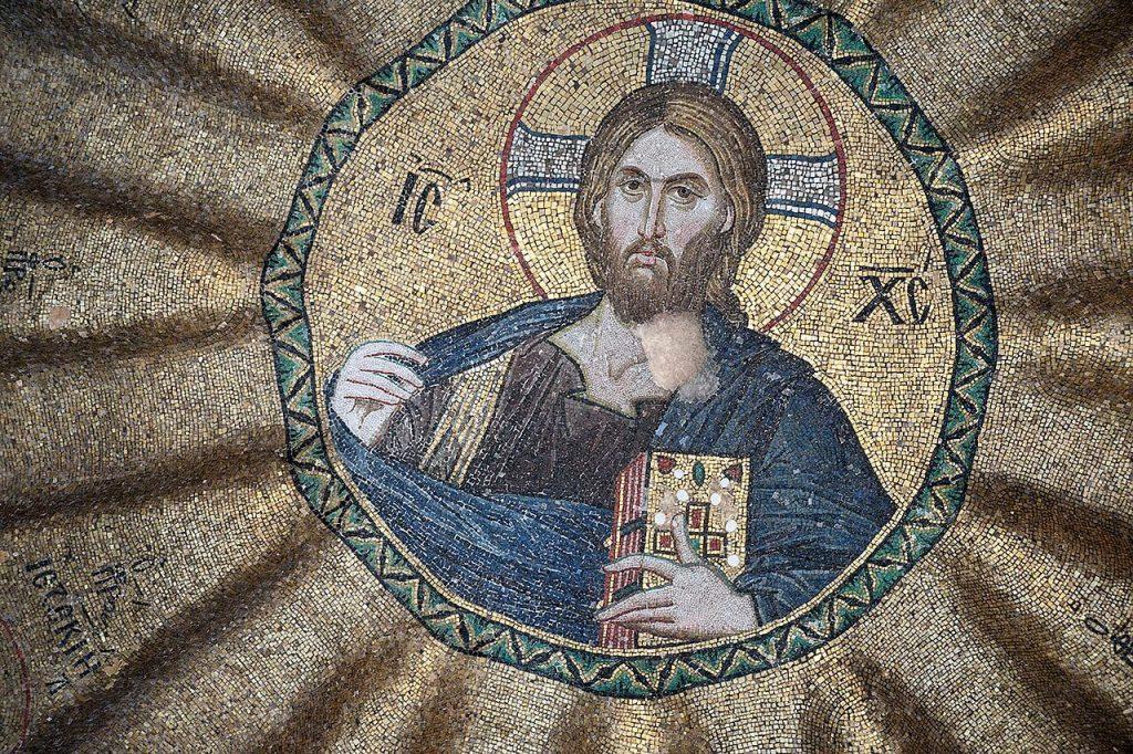 Fethiye Müzesi İsa Resmi