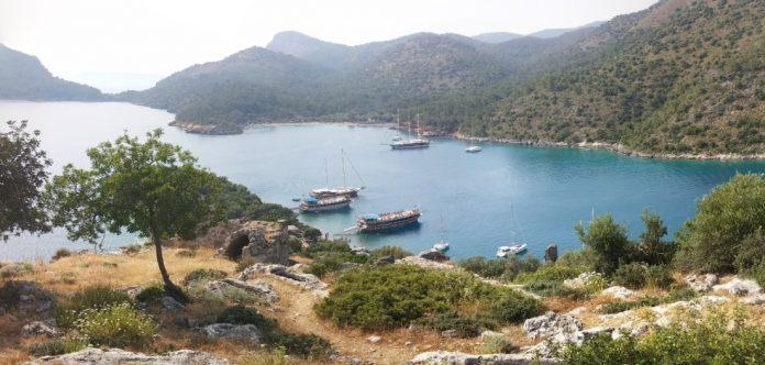 Gemiler Adası Fethiye