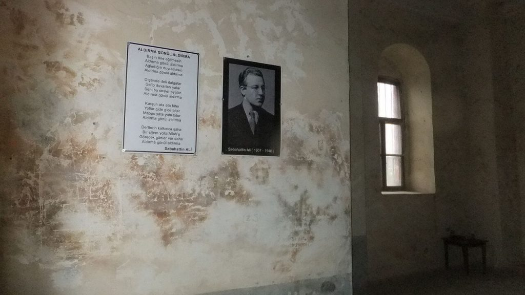 Sebahattin Ali Aldırma Gönül Şiiri Sinop Cezaevi