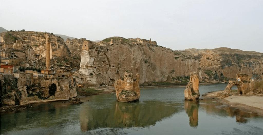 Hasankeyf Tarihi ve Gezilecek Yerler