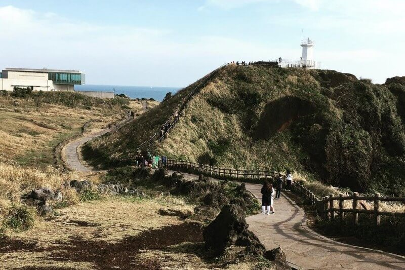 Jeju adası gezilecek yerler