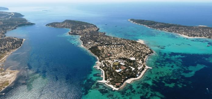 İzmir Kalem Adası