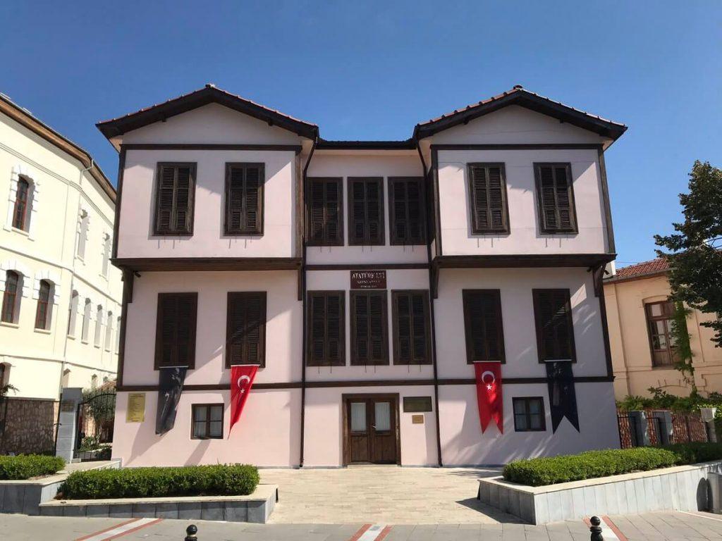 Selanik Gezi Rehberi Ve Mustafa Kemal Atatürk'ün Evi
